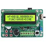 Akozon Generatore di Funzioni/Segnale DDS/Frequenzimetro Digitale 60MHz Dual TTL Output Frequenza d'onda Sinusoidale 5MHZ AC100-240V(FY1010S)
