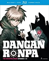 Danganronpa: Complete Series [Blu-ray]