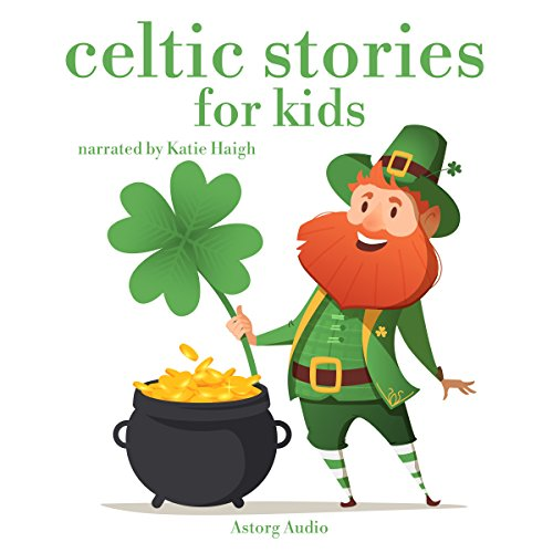 Couverture de Celtic Stories for Kids