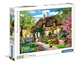 Clementoni- The Old Cottage Puzzle, 1000 Piezas, Multicolor (39520)