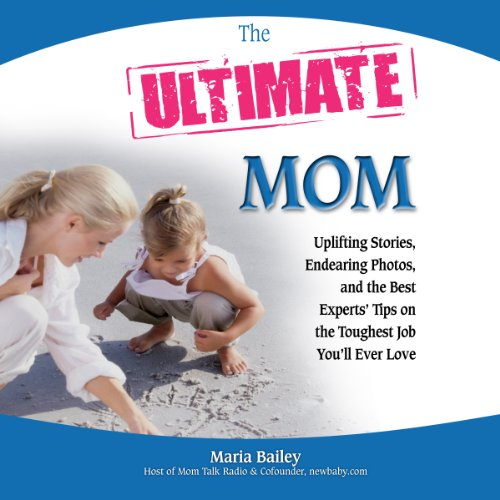 The Ultimate Mom audiobook cover art