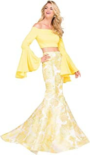 Best jovani yellow dress Reviews