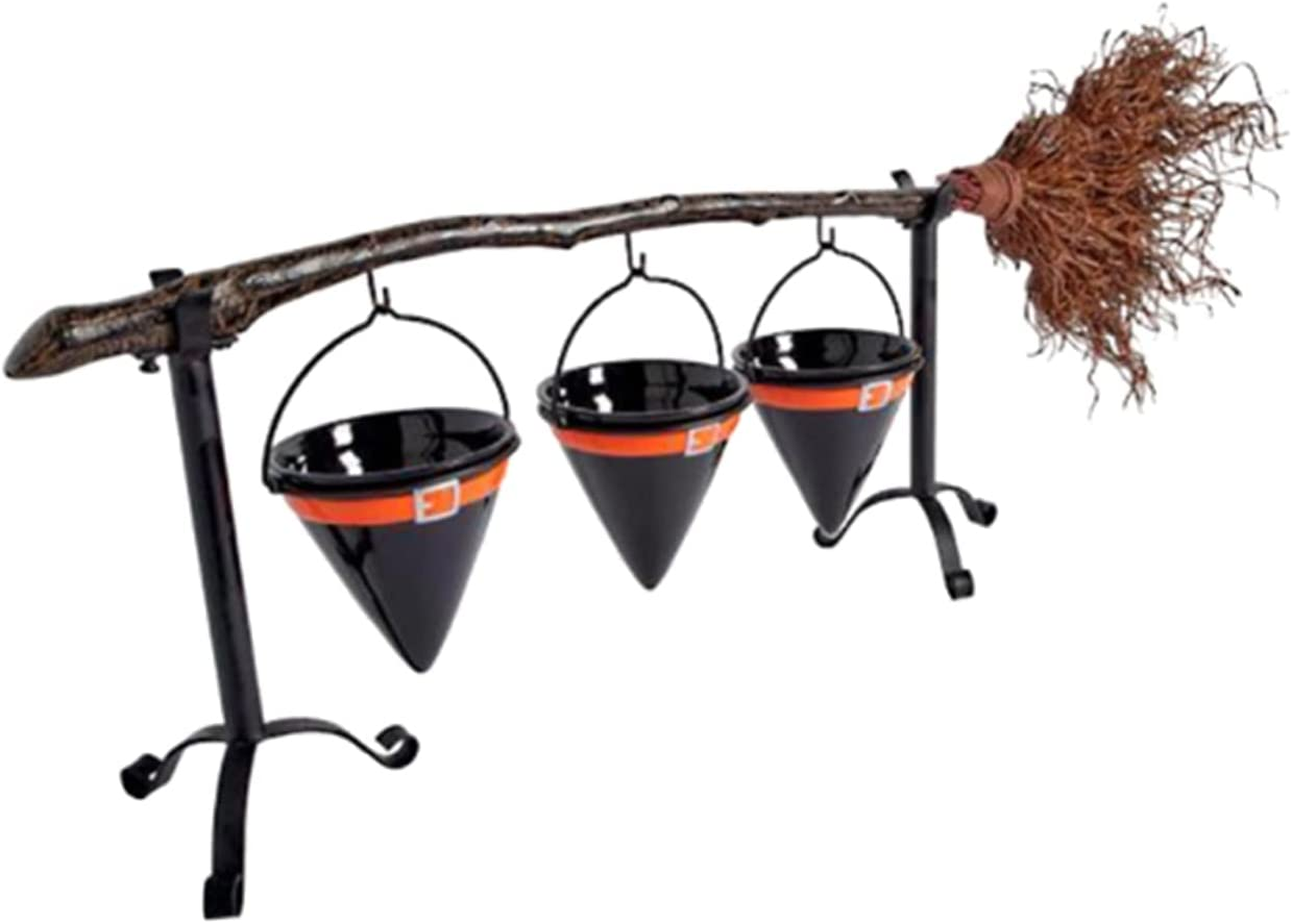Halloween Witch Hat Snack Fixed price for sale Party Stand Home Max 90% OFF Bowl