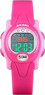 Kids Digital Sport Watch,Boys Girls Waterproof Outdoor LED Wrist Watches with Alarm Stopwatch