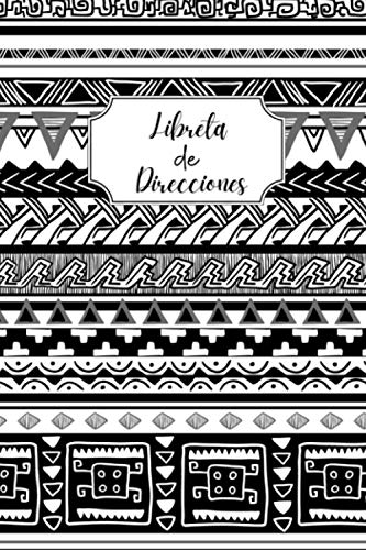 Libreta de direcciones: Índice alfabético A-Z   Tamaño A5, agenda práctica   728 entradas   Agenda Telefónica Abecedario