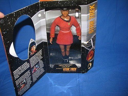 Star Trek Classic Playmates 12  Lieutenant Uhura Original Series 65530 65532