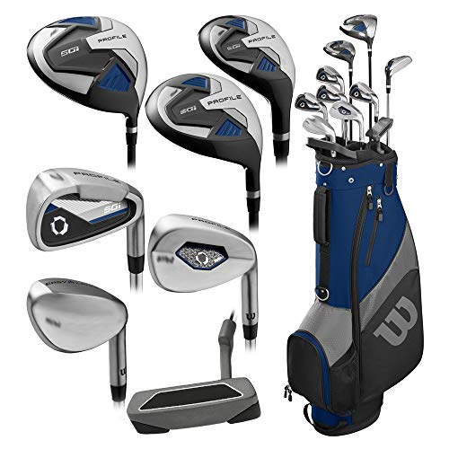 Wilson Men's and Teen Complete Golf Set