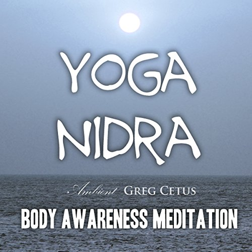 Yoga Nidra audiobook cover art