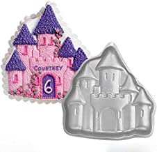 ZHYF Castle Shaped Cake Mold -11 Inch, Baking Tools Cake Baking Pan