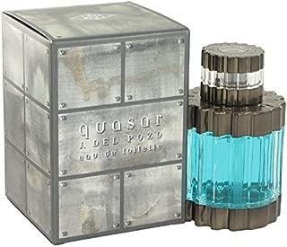Quasar 2.5oz. Eau de Toilette Spray for Men by J. Del Pozo