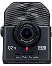 Zoom Q2N-4K Handy Video Recorder With XY Microphone