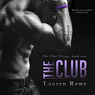 The Club audiobook cover art