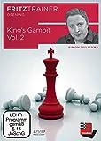 King's Gambit Vol. 2: Fritztrainer: Interaktives Video-Schachtraining - Chessbase GmbH