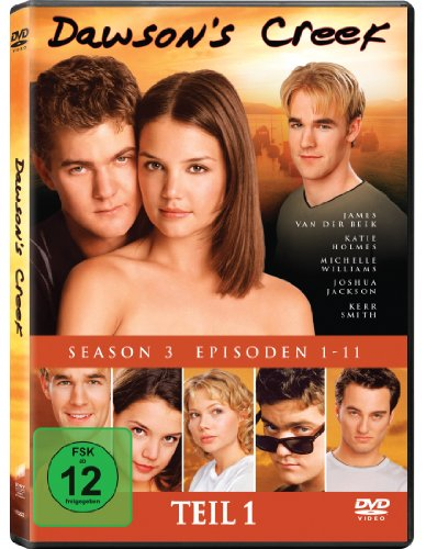 Dawson's Creek - Season 3.1 (3 DVDs)