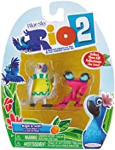 Rio 2–jp69306–Furniture and Decoration–Pack of 2Figurines Assorted Nigel and Gaby