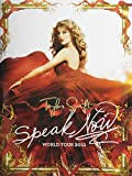 "Taylor Swift ""Speak Now"" 2011-12 Tour Book (P) 2011 Firefly Entertainment, Inc. All Rights Reserved"