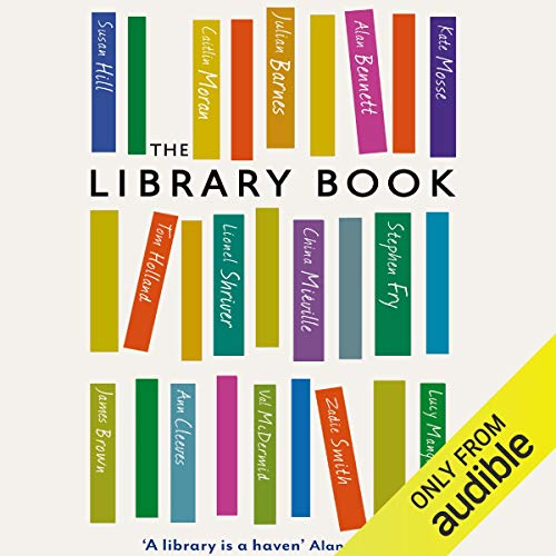 The Library Book cover art