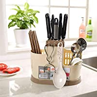 KAELIX 3 in 1 Multi Functional Kitchen Stand    Draining Basket for Kitchen Cutlery Storage Box Cutlery Holder Rack   ...