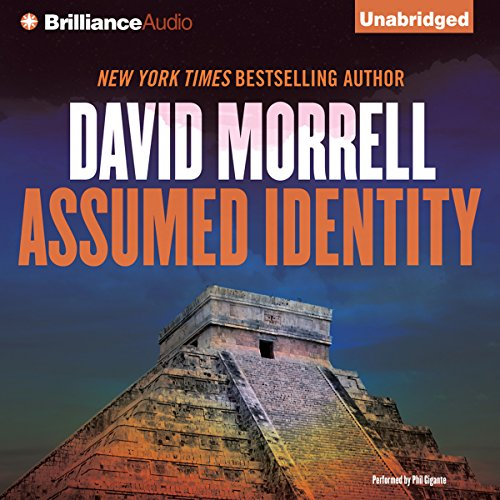 Assumed Identity                   De :                                                                                                                                 David Morrell                               Lu par :                                                                                                                                 Phil Gigante                      Durée : 17 h et 37 min     Pas de notations     Global 0,0