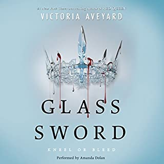 Glass Sword cover art
