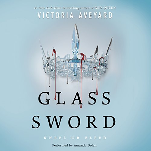 Couverture de Glass Sword
