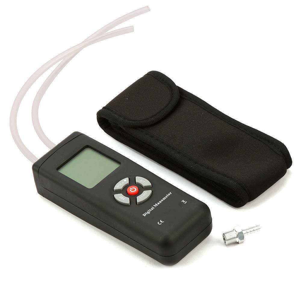 Atlanta Mall Digital Manometer Portable cheap Handheld Air Gas Differential Vacuum