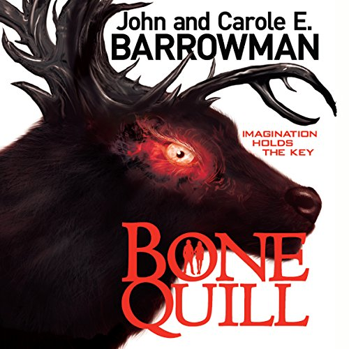 Bone Quill audiobook cover art