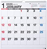 高橋 2020年 カレンダー 壁掛け B3変�