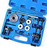 Thorstone Engine Camshaft Locking Alignment Timing Tool Kit Compatible with Audi VW Skoda VAG 1.8 2.0 TFSI