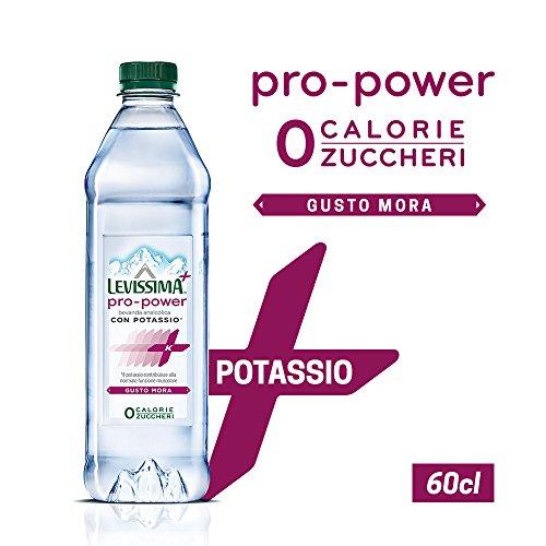 LEVISSIMA+ PRO-POWER, con acqua minerale naturale Levissima e Potassio 60cl