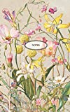 Notes: A 5x8' Lined Notebook/Journal/Diary Featuring Beautiful Flowers