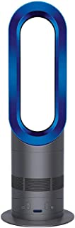 Dyson AM04 Hot + Cool Heater/Table Fan, Blue