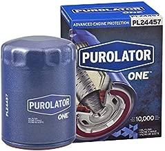 Purolator PL24457 PurolatorONE Advanced Engine Protection Spin On Oil Filter
