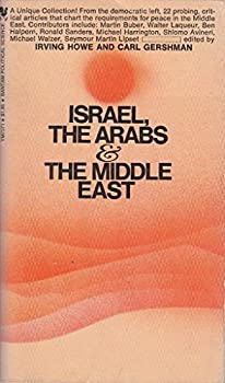 Israel, The Arabs and the Middle East 0552673714 Book Cover