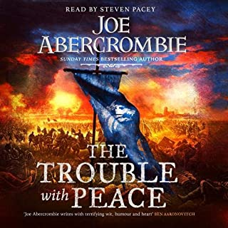 The Trouble with Peace cover art