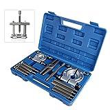 KingSaid 12tlg. Lagerabzieher Set Universalabzieher Werkzeug Lager Abzieher inkl. Koffer