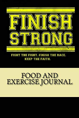 Food and Exercise Journal: Workout Log Diary with Food & Exercise Journal: Workout Planner / Log Book To Improve Fitness and Diet (#1 Food and Exercise Journal)