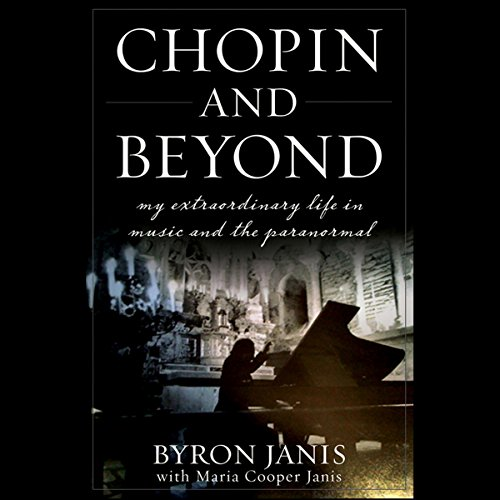 Chopin and Beyond audiobook cover art