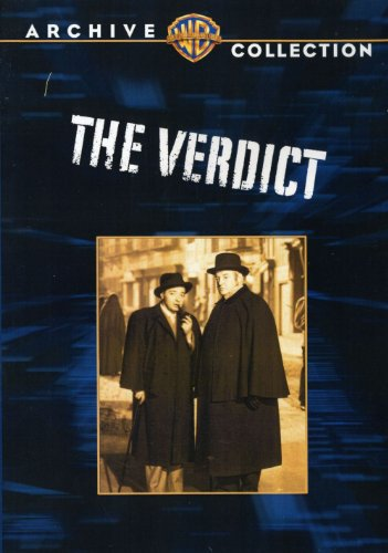 The Verdict (1946) -  DVD, Don Siegel, Peter Lorre, Sydney Greenstreet, George Coulouris