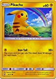 Pikachu - 28/73 - Common - Sun & Moon: Shining Legends