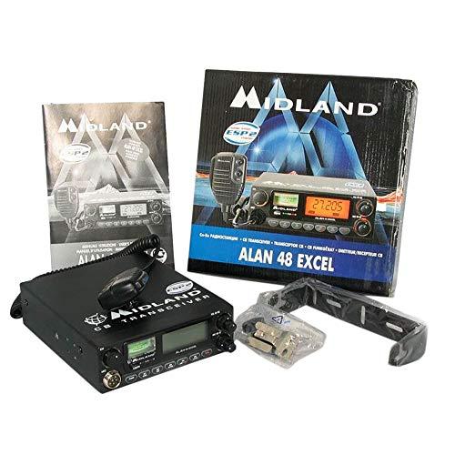 Midland C580.03 Digital Media-Receiver, Schwarz