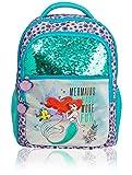 Mochila Disney Para Niñas | Mochila Infantil Con La Sirenita Ariel, El Castillo De Disney,...