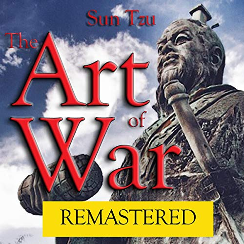 『The Art of War Remastered』のカバーアート
