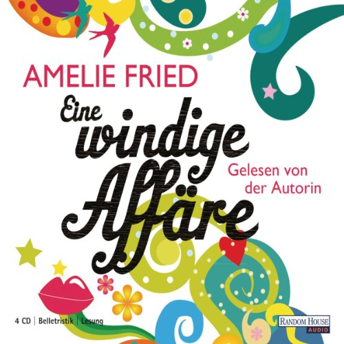 Eine windige Affäre                   Autor:                                                                                                                                 Amelie Fried                               Sprecher:                                                                                                                                 Amelie Fried                      Spieldauer: 4 Std. und 49 Min.     11 Bewertungen     Gesamt 3,5