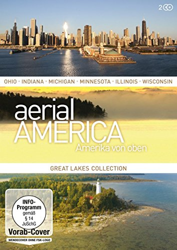 Amerika von oben: Great Lakes (2 DVDs)