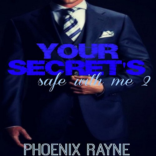 Your Secret's Safe with Me 2 audiobook cover art