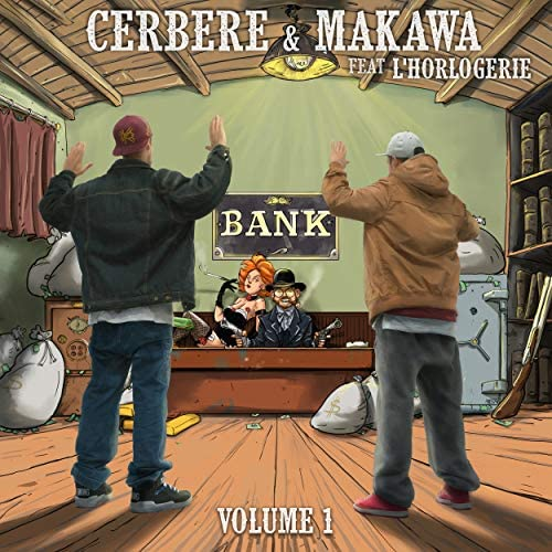 Cerbère & Makawa x L'horlogerie