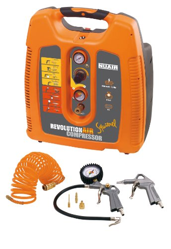 Revolution'Air 425020 Squirrel Compresseur 6 L 1,5 hp