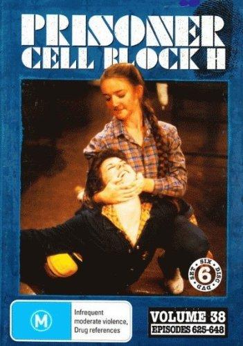 Prisoner: Cell Block H - Vol. 38 (Ep. 625-648) - 6-DVD Set ( Caged Women ) [ Australische Import ]
