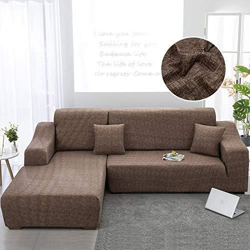 Funda de sofá con Estampado Floral Toalla de sofá Fundas de sofá para Sala de Estar Funda de sofá Funda de sofá Proteger Muebles A17 1 Plaza